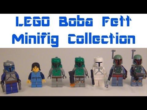 Jango Fett Lego Set ▶ Lego Boba Fett Jango Fett