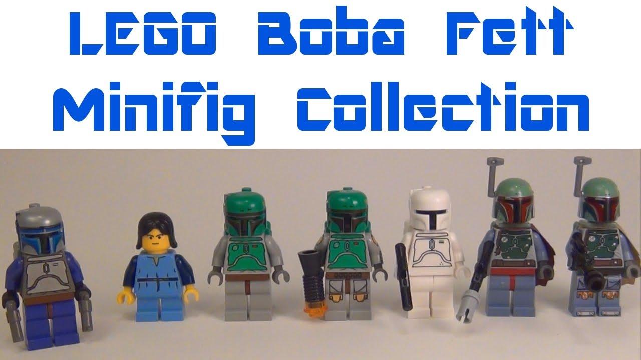 Jango Fett Lego Minifigure Lego Boba Fett Jango Fett