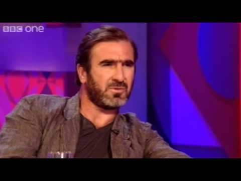 Eric Cantona - Friday Night With Jonathan Ross - BBC One Video