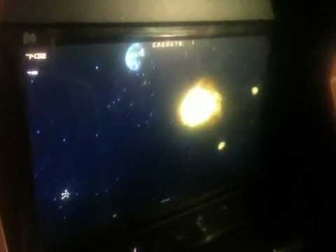 Eye Asteroids, World's First Eye-Controlled Game, by Tobii