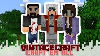 CRAFT EM ALL - (Minecraft Challenge) - EP02