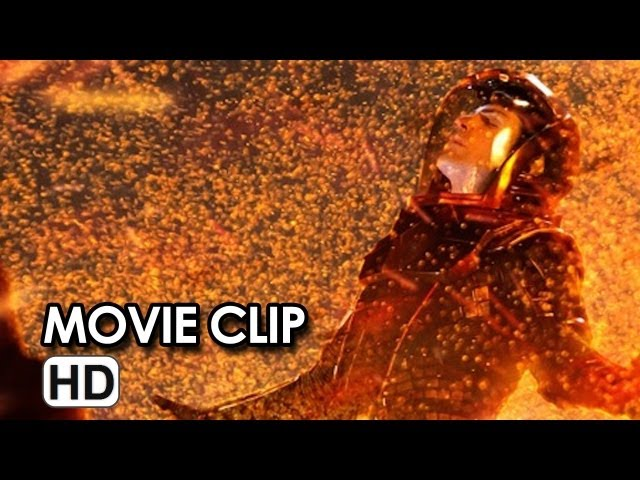 "Star Trek Into Darkness ""Volcano Clip"" Clip"