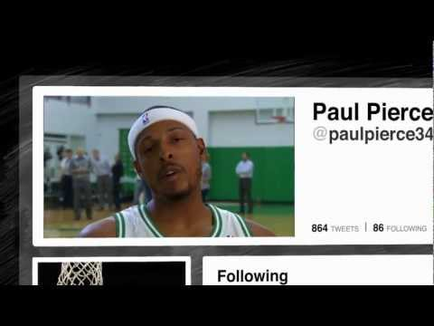 Social Media Profile: Paul Pierce