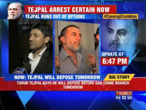 Tejpal to appear before Goa police tomorrow