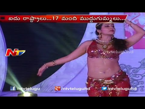 Miss South India Pageant Competitions in Hyderabad Part 02