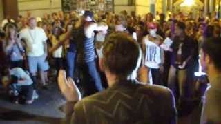 Download Lagu Shuffle Demons at Rochester Jazz Festival with Street Dancers Gratis STAFABAND