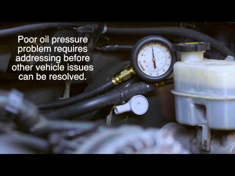2007 Chevrolet Tahoe 5.3L VIN 0 - RPO - LMG Oil Pressure / Lubrication Analysis