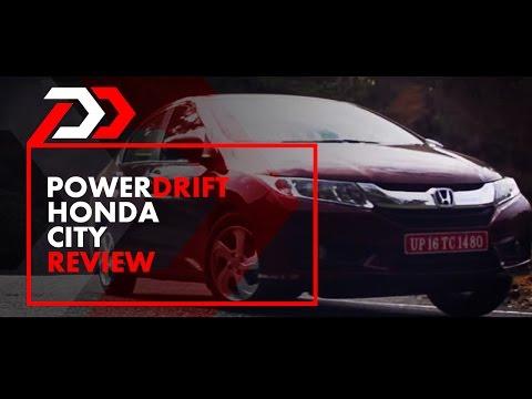 Honda City 2014 Review: PowerDrift