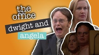 Dwight and Angela  - The Office US