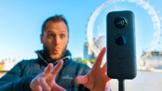 Insta360 ONE X Review: WHY IT'S THE BEST
