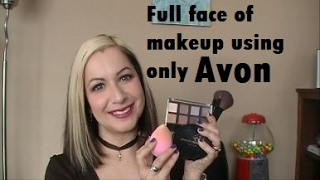 AVON Full Face First Impression REVIEW!