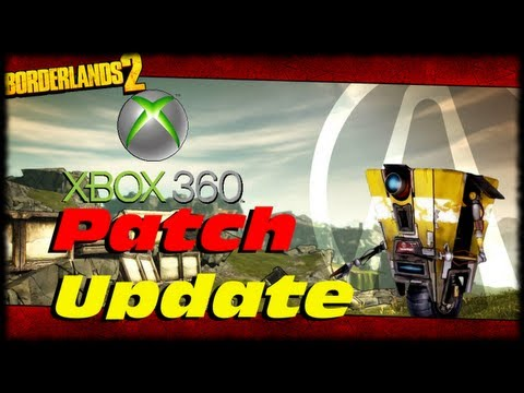 borderlands 2 latest patch xbox 360