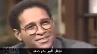 لقاء مع محمد علي كلاي بعد مرضه