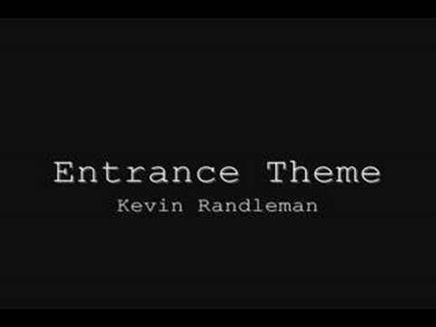 MMA Entrance Theme - Kevin Randleman Video