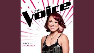 Download Lagu My Church (The Voice Performance) Gratis STAFABAND