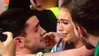 Ireland beat Italy: Two Shades of Green