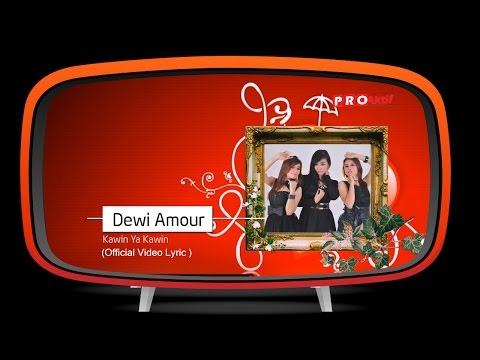 Dewi Amour - Kawin Ya Kawin (Official Lyric Video)