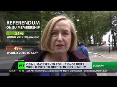 Majority of British support leaving EU #Brexit