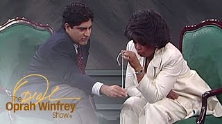 In 1993, Deepak Chopra Showed Oprah the Power of Her Mind | The Oprah Winfrey Show | OWN