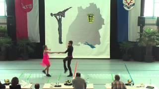 Jessy Schießl & Oskar Heli - Ländle Cup 2015