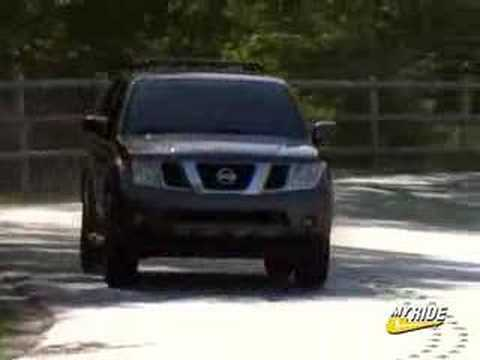 Review: 2005 Nissan Pathfinder