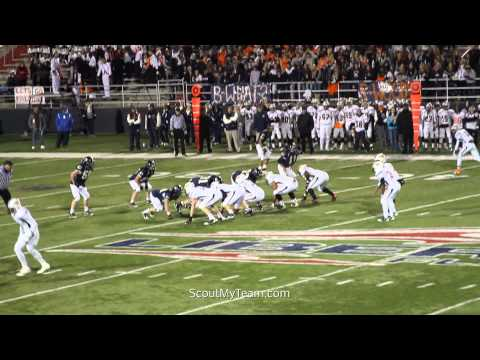 3rd Quarter - Briar Woods vs. Christiansburg in the 2011 Group AA, Division 4 Football Championship