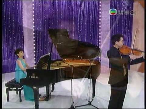 Born Lau plays Rachmaninov Vocalise