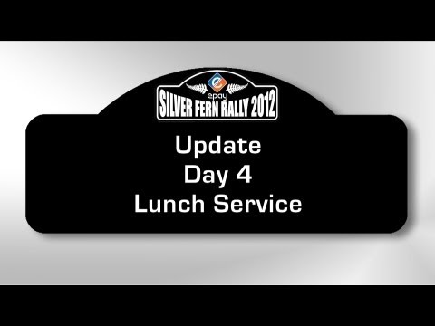 Day 4 Lunch Update and chat with Shane Murland