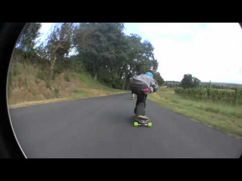 LONGSKATE TAKE A BREAK : B.L.C STOKED & WiCKED