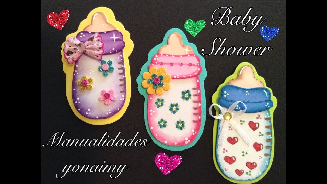 Moldes De Manualidades Para Baby Shower