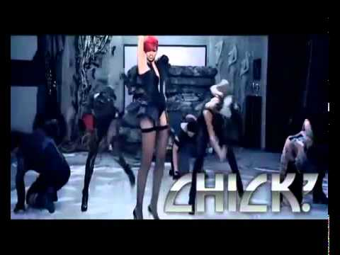 David Guetta feat  Rihanna  Who's That Chick Night Version Official Video