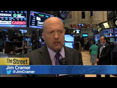 Jim Cramer Answers Viewer's Questions From the NYSE