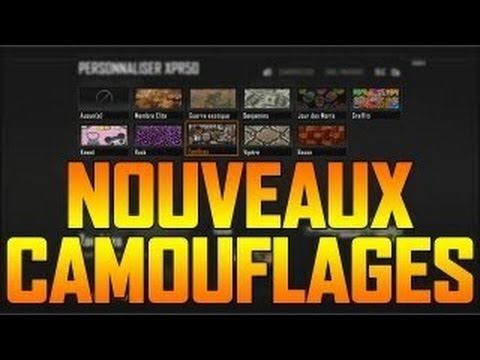 [tuto]comment Avoir Les Camouflages Black Ops 2 Gratuitement Xbox360 ps3 video