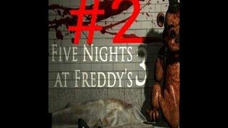 Прохождение игры five nights at freddys 3 на андроиде