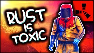RUST IS TOXIC