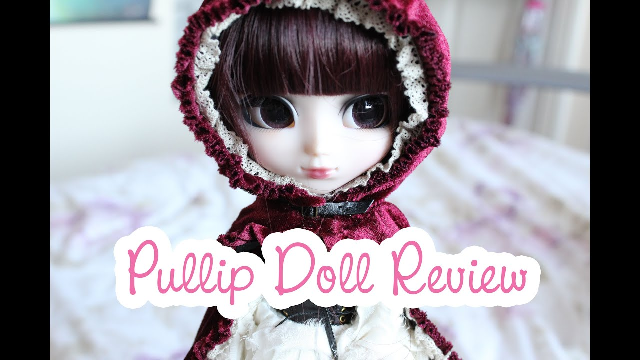Pullip Dolls Pullip Doll Review Bloody