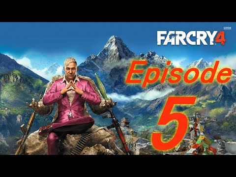En-Mao plays Far Cry 4 (Episode 5) - Molotov.....ing Helicopters!!!