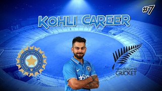 Don Bradman Cricket 17 | Virat Kohli Star Career #7