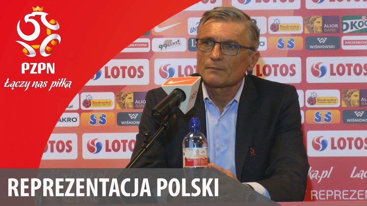 Konferencja po meczu z Holandią (1.06.2016)