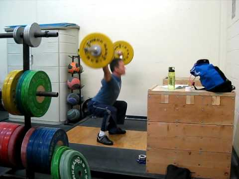 54kg Snatch: Failed lift Image 1