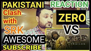 Pakistani Reacts to | KGF Trailer Hindi | Yash | Srinidhi | 21st Dec 2018 | KGF Kannada Movie