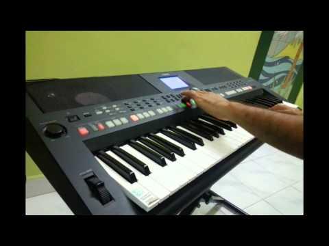 Keyboard Cover for Neele Neele Ambar Par by Yogesh