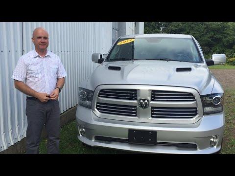 2014 Ram 1500 Quad Cab Sport Pye Chev Truro NS Stock # 16257A