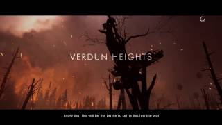BF1: the devil's anvil German intro: Verdun Heights