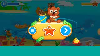 Fishing game for kids - game for children - Fishing for Kids