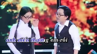 Làm Quen Nhé Bé Ơi Karaoke TGN [HS]