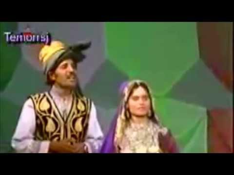 Pashto .. Sandara .. Qamargula Aw Gulzaman video