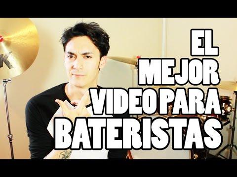 EL MEJOR VIDEO PARA BATERISTAS!