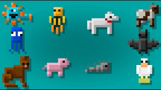 Minecraft - Pocket Pets v2 in one command