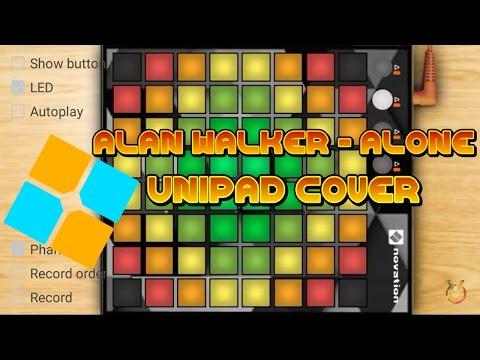 Alan Walker - Alone Unipad cover + UNIPACK